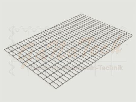 Gabionenmatte 150 x 100cm, Draht Ø 4,5mm, Maschenweite 5/10cm