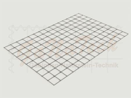 Gabionenmatte 150 x 100cm, Draht Ø 4,5mm, Maschenweite 10/10cm