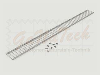 Abdeckmatte für 23cm Tiefe Steinzaun